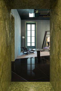 Luxury Boutique Lagrange12 in Turin by Dimore Studio | http://www.yellowtrace.com.au/dimore-studio-lagrange12-luxury-retail/