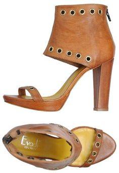 EVADO Platform sandals $69.00