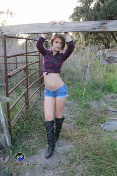 Farmer's Daughter theme- Cori, Lakeland FL, Circle B Bar Ranch
