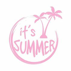 It&Apos;S summer, why aren't you at the beach with us in ocean city? Pink Summer, Hello Summer, Summer Colors, Summer Sun, Summer Beach, Summer Days, Summer Vibes, Hello June, Palm Beach