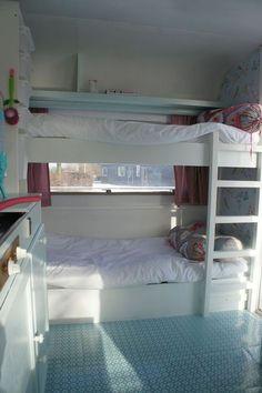 caravan stapelbed | bunkbeds | caravanity.nl