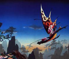 roger dean art | Roger Dean should be PISSED! [Avatar]