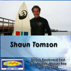 Surfer Shaun Tomson is one of South Africa's finest sporting heroes. After winning the IPS World Championship in 1977 he went on to become one of the most influential surfers of his time. Want to read more Click here: http://on.fb.me/1nZKz9r #surfing #shauntomson #sport