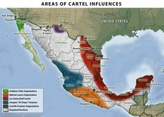 Cartels In Mexico Map.23 Best Cartel Maps Images Maps Blue Prints Cards