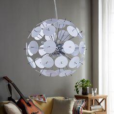 LED lampa wisząca Lyrien z tworzywem sztucznym 9620992