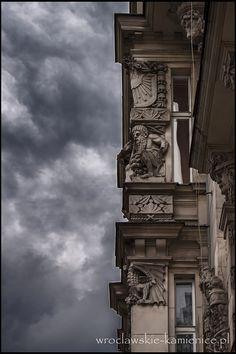 ul. Kościuszki  #Wroclaw #Breslau #Poland #architecture #tenement