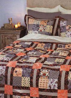 Sew Chic Quilt Pattern Pieced CF