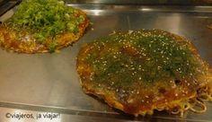 JAPONESA. okonomiyaki