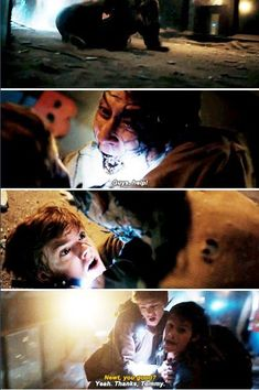 The moment Newt realized that what he would become