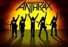 Anthrax heavy metal hard rock bands      d wallpaper