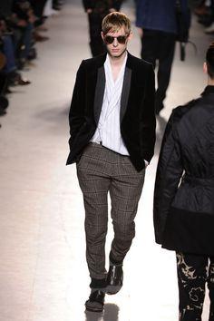 Semana de Moda Masculina de Paris/Inverno 2014 – Dries Van Noten