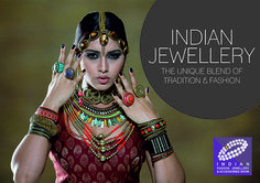 Source Indian Jewellery at The Indian Fashion Jewellery & Accessories Show (IFJAS), 2016 - 21st to 23rd July. #fashion #jewellery #tradeshow