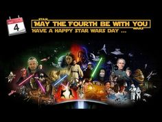 Star Wars Day 2016: 5 'May the Fourth Be With You' Images to Post on Facebook, Twitter #MayTheFourthBeWithYou