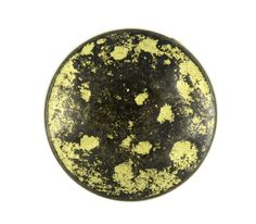 Gunmetal Yellow Metal Shank Buttons - 23mm - 7/8 inch