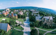 CORNELL UNIVERSITY, Ithaca, NY. Cornell is home to the nation's first colleges devoted to hotel administration, industrial and labor relations, and veterinary medicine.