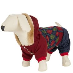 CueCue cat's Ultra Plush Plaid Designed Animal Hoodie * Hurry! Check out this great product : Cat sweater
