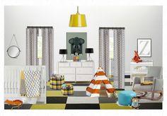 Nursery for Zachary by lisamendedesign | Olioboard