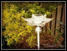 Glass Garden Ornaments
