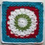 The 2014 Moogly Afghan Crochet-a-Long: Block #7!