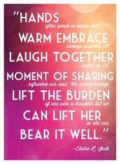 Bear it well... inspirational printable