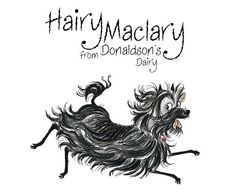 A Board game based on the Hairy Maclary from Donaldson's