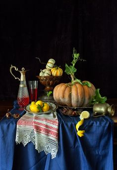 Beautiful Food : Cooking Melangery: Still Life