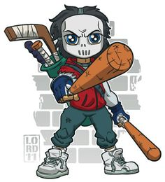 Lil Casey Jones by lordmesa.deviantart.com on @deviantART
