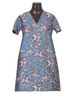 BALENCIAGA Balenciaga Dress Blue. #balenciaga #cloth #dresses