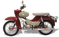 SIMSON Star SR4-2 Technische Angaben: Motor: M 53, M 53/1 Hubraum: 49,6 ccm Max.Leistung: 2,5 kW bei 6500 U/min / 2,5 kW bei 5750 U/min Getriebe / Antrieb: 3 Gang / Kette Bremsen: Trommelbremse Simplex / Ø 125 mm Leergewicht: 73 kg / 74 kg zul. Gesamtgewicht: 260 kg Tankinhalt / Reserve: 8,5 Liter / 1,5 Liter Farben: malagarot, tundragrau, bourdeaux-rot Vmax: ca. 60 km/h //MZA Meyer-Zweiradtechnik-Ahnatal