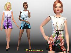 Bereth's Desmonia-Casual Dress