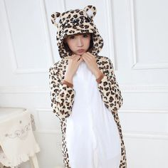 Cheap costume wedding, Buy Quality pijama directly from China costume purses Suppliers:                               Leopard Bear Cosplay Costume Pyjamas        Item: