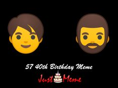 🎂 We've put together an impressive happy birthday meme collection that will surely brighten up your special day. 50th Birthday Meme, Forty Birthday, Happy 40th Birthday, Best Birthday Wishes, Happy 30th, Birthday For Him, Birthday Messages, Simple Birthday Message, Memes