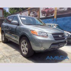"""Hyundai Santa Fe 2007 Gris, recién-importada, asientos en piel, aros 18"""", en oportunidad por tan solo RD$595,000. Disponible aquí en Ameda Autos """"La Visión de dar mas, la misión de hacerlo mejor"""". Contáctanos al Of. 829-688-3333 / Cels. 809-979-9551 / 809-817-1249 / 829-727-1906 o ventasinfo@user.com No Doy Mas, Tan Solo, Instagram Posts, Opportunity, Budget, Faith, Get Well Soon, Gray, Autos"""