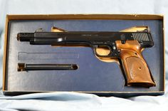 Smith & Wesson Model 41 - #A139228 .22LR