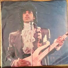 Prince - Purple Rain 45rpm record, never played Never played purple 45.  God on reverse side. Comes in plastic sleeve.  Sleeve shows some wear; record is Mint. Prince Other
