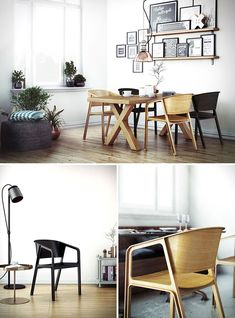 Nice Furniture Ideas   14 Modern Wood Chairs For Your Dining Room Awesome Ideas
