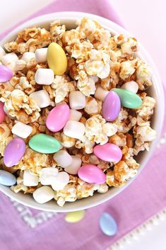 Easy Caramel Recipe For Popcorn - Made for Sharing!  by Kim Byers