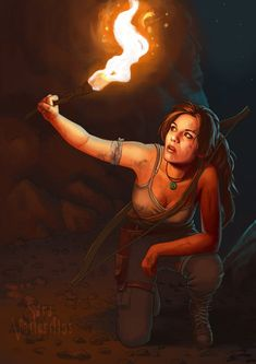 Tomb Raider Lara Croft consolation by Stjepan Sejic in Claudia Tomb Raider Lara Croft, Lara Croft Game, Costume Lara Croft, Lara Croft Disfraz, Character Portraits, Character Art, Lara Croft Angelina Jolie, Tomb Raider Video Game, Tom Raider