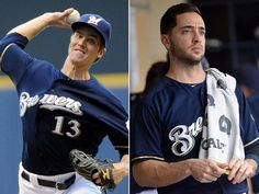 Zack Greinke on Braun: 'The closer you were to him, the more he would use you'