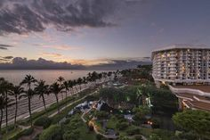 Hyatt Regency Maui Resort and Spa. Stayed here in 2001 and want to go back!!!