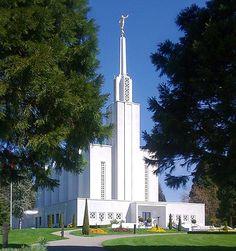Bern Switzerland Temple of The Church of Jesus Christ of Latter-day Saints. #LDS #Mormon