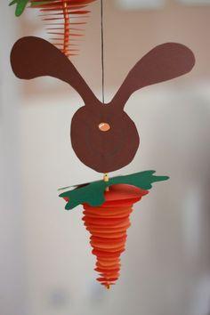 Wir basteln einen Osterhasen | von frieda99