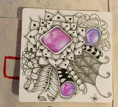 https://flic.kr/p/PyT8me   Zentangle Gems