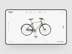 Web Design Bike Web DesignBike Web Design Design by Den Klenkov Bike on UI Movement-- cool fade effect on page-to-page navigations. scandi-like design. Minimal Web Design, Ui Ux Design, Web Flat Design, Layout Design, Application Ui Design, Design Responsive, Website Design Layout, Best Web Design, Web Design Trends