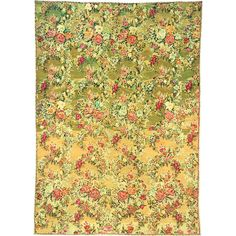 Antique Romanian Bessarabian Rug / Carpet