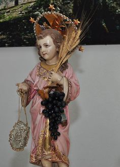 Niño de las Espiagas Infant Jesus