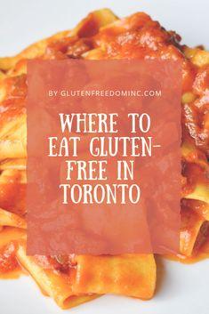 Discover hundreds of restaurants in Toronto & their gluten-free menus! Gluten Free Bagels, Gluten Free Menu, Gluten Free Muffins, Gluten Free Recipes, Gluten Free Restaurants, Healthy Bars, Bagel Recipe, Snack Recipes, Canada