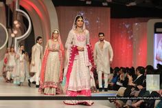 Pakistan Pantene Bridal Couture week 2013 | PINKVILLA