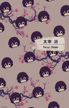 Bungou Stray Dogs Wallpaper, Dog Wallpaper, Cute Anime Wallpaper, Dazai Bungou Stray Dogs, Stray Dogs Anime, Animes Wallpapers, Cute Wallpapers, Otaku Anime, Anime Art