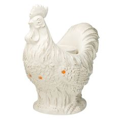 Chantecler Scentsy Warmer PREMIUM This regularly priced #rooster warmer at $35, is on sale for $14 only for a limited time! only through 7/6/15! www.wicklessleslie.com